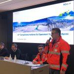 La settimana del soccorritore sugli sci, a Pinzolo tutto pronto per il week-end dedicato agli operatori del soccorso e trasporto infermi. | Emergency Live 2