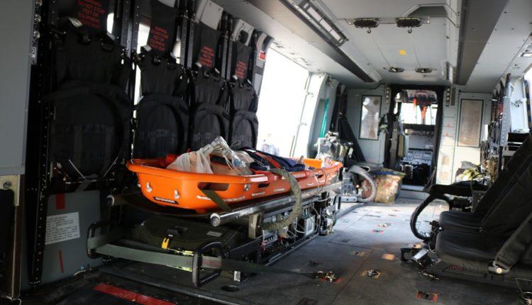 REMOTE: I medici possono insegnare a costruire elicotteri migliori per salvare le vite delle persone?   Emergency Live 12