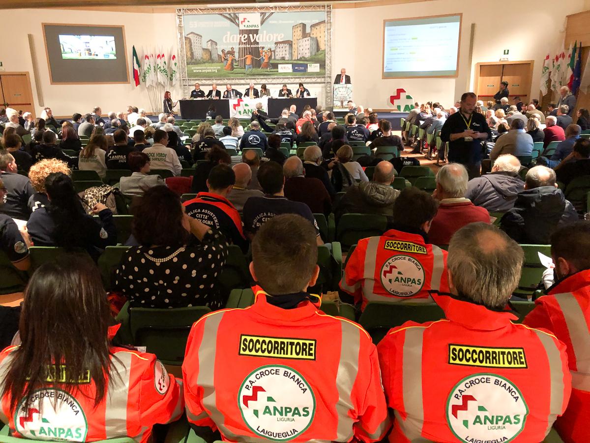 Formeet19, la formazione di ANPAS Emilia-Romagna a Salsomaggiore Terme - Emergency Live IT