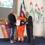 Croce Bianca Fossano premiata a Roma per il primo posto nel torneo di rianimazione cardio polmonare   Emergency Live 5