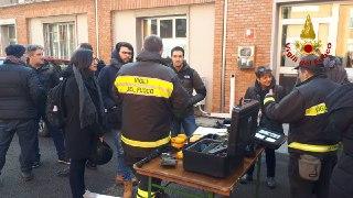 Radioattività, come si formano i soccorritori per gestire un'emergenza nucleare? | Emergency Live 6