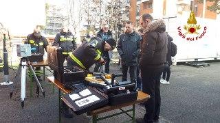 Radioattività, come si formano i soccorritori per gestire un'emergenza nucleare? | Emergency Live 9