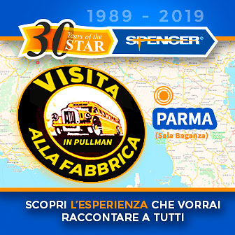 SPENCER 336×336 30anni – Partner