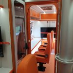 Iveco Daily Centrale Operativa Mobile CRI MILANO interni