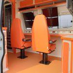 Iveco Daily Centrale Operativa Mobile CRI MILANO postazione