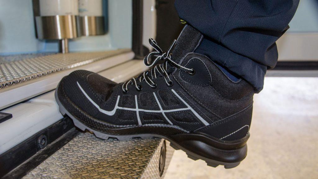 Comparativa delle scarpe antinfortunistiche da ambulanza