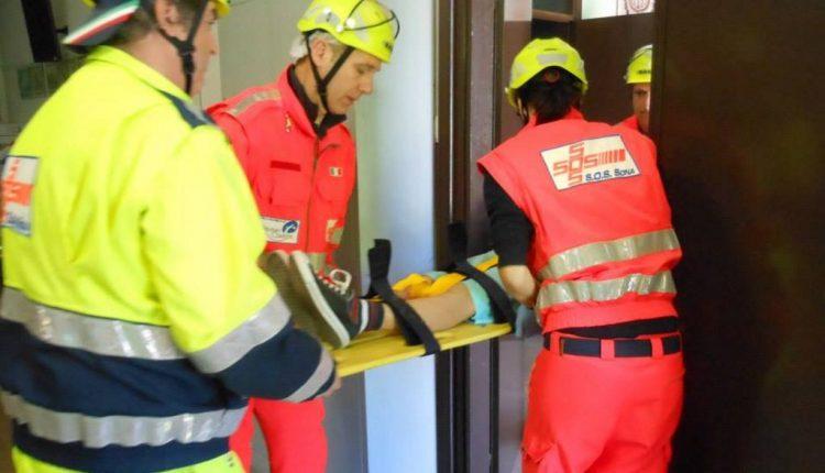 Ambulanze e volontariato: la storia di S.O.S. Sona (Verona) | Emergency Live 10