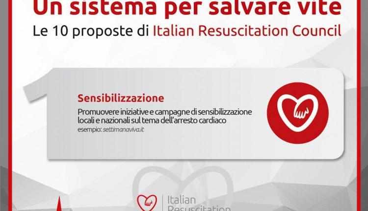 10 proposte realizzabili per salvare vite: i defibrillatori e il BLS secondo IRC | Emergency Live 1
