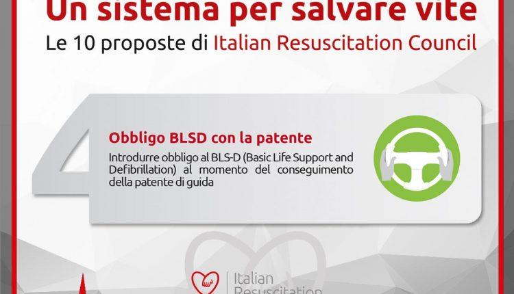 10 proposte realizzabili per salvare vite: i defibrillatori e il BLS secondo IRC | Emergency Live 4