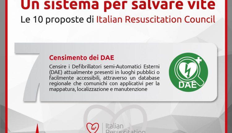 10 proposte realizzabili per salvare vite: i defibrillatori e il BLS secondo IRC | Emergency Live 8