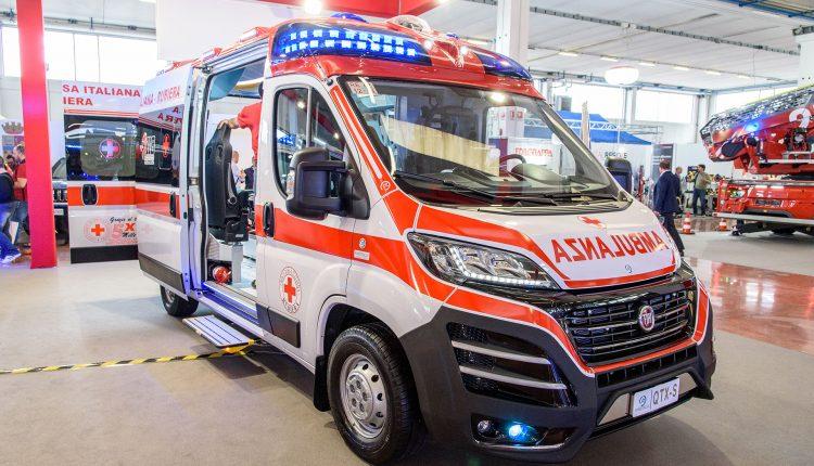 Come saranno le nuove ambulanze Fiat Ducato MY 2020? | Emergency Live