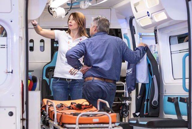 Olmedo: un progetto che trasforma l'ambulanza e l'emergenza | Emergency Live 1