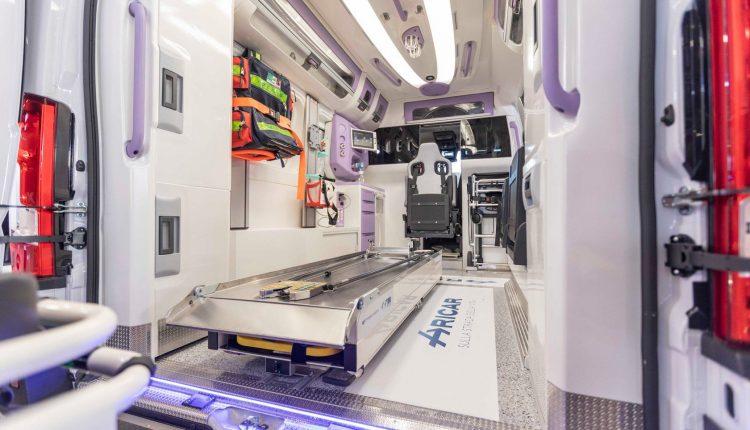 Olmedo: un progetto che trasforma l'ambulanza e l'emergenza | Emergency Live 10