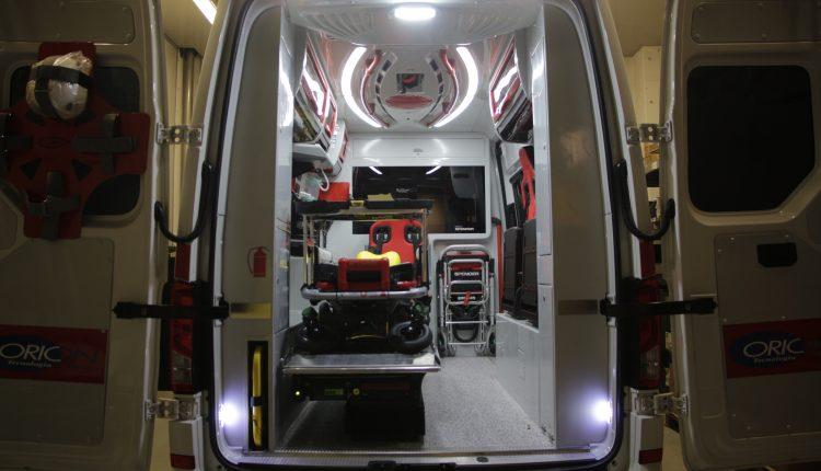 Una nuova ambulanza per i servizi ECMO in Emilia-Romagna   Emergency Live 4