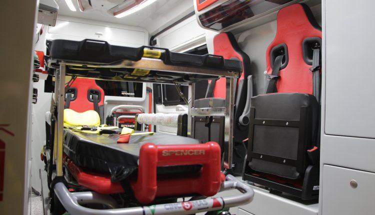 Una nuova ambulanza per i servizi ECMO in Emilia-Romagna   Emergency Live 5