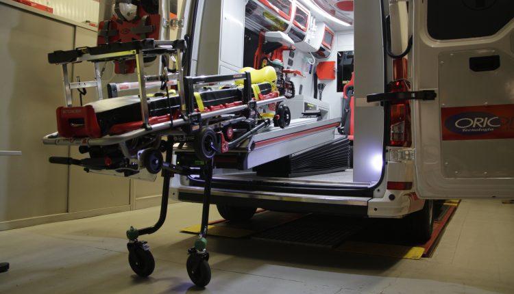 Una nuova ambulanza per i servizi ECMO in Emilia-Romagna   Emergency Live 6
