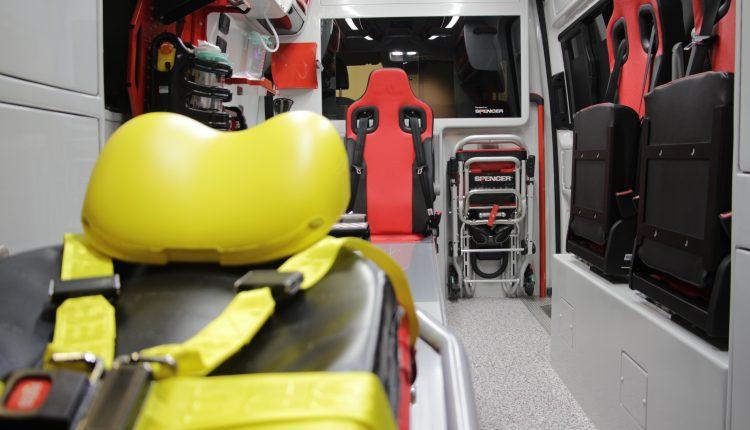 Una nuova ambulanza per i servizi ECMO in Emilia-Romagna   Emergency Live 9