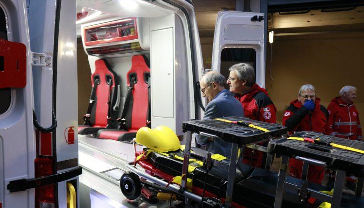 Una nuova ambulanza per i servizi ECMO in Emilia-Romagna   Emergency Live 2