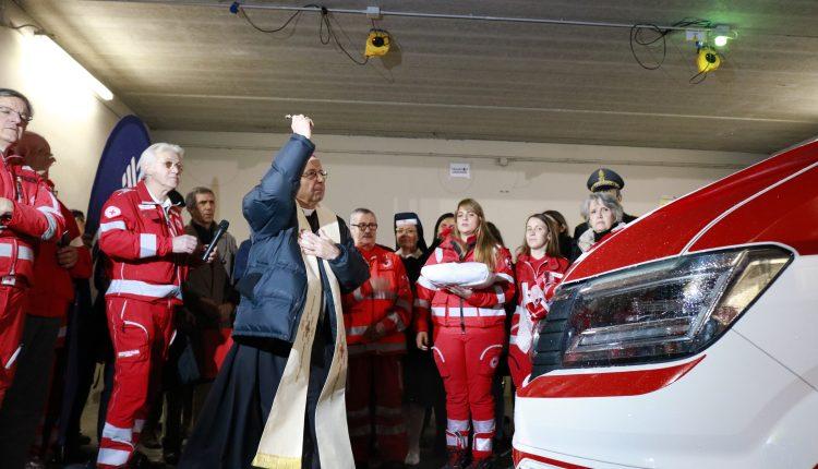 Una nuova ambulanza per i servizi ECMO in Emilia-Romagna   Emergency Live 3
