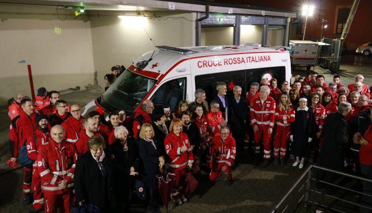 Una nuova ambulanza per i servizi ECMO in Emilia-Romagna   Emergency Live 11