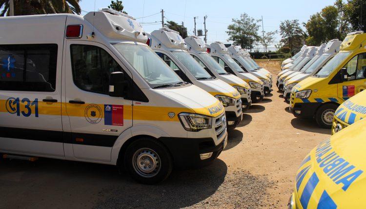 Soccorso ed Emergenza, la rete SAMU in Cile: nel cuore del Sudamerica scorre sangue italiano | Emergency Live 10