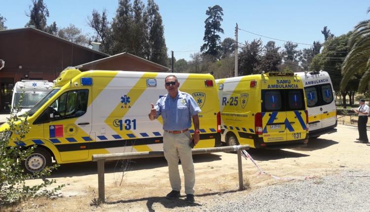 Soccorso ed Emergenza, la rete SAMU in Cile: nel cuore del Sudamerica scorre sangue italiano | Emergency Live 12