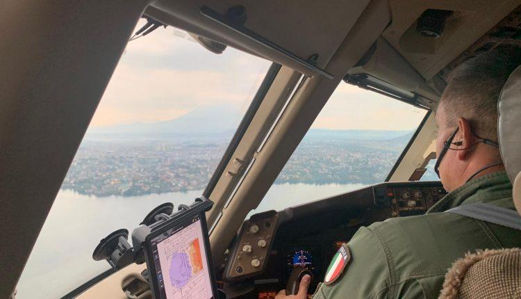 MEDEVAC, trasporto sanitario urgente dell'Aeronautica Italiana: suora rimpatriata dalla R.D. del Congo, è allo Spallanzani   Emergency Live 2