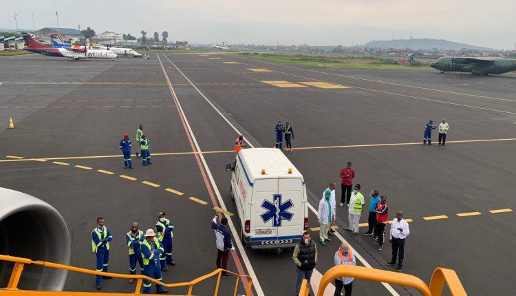 MEDEVAC, trasporto sanitario urgente dell'Aeronautica Italiana: suora rimpatriata dalla R.D. del Congo, è allo Spallanzani   Emergency Live 3