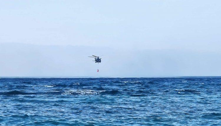 Incendi boschivi in Sicilia nel 2020, l'Aeronautica traccia un bilancio: 466 sganci per 350mila litri di acqua | Emergency Live 2