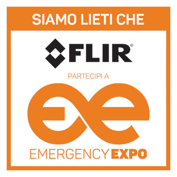 FLIR Emergency Expo 360×360 Partner