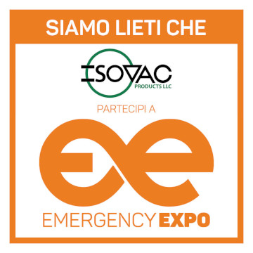 Isovac Emergency Expo 360×360 Partner
