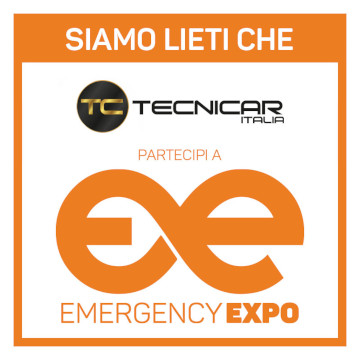 Tecnicar Emergency Expo 360×360 Partner