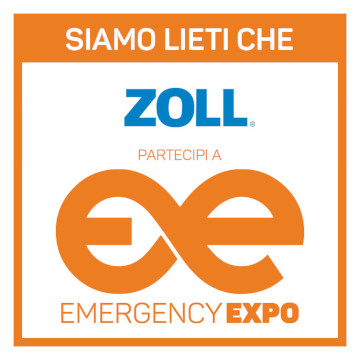 Zoll Emergency Expo 360×360 Partner