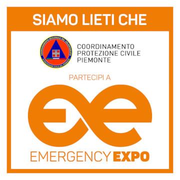 ProCiv Piemonte 360×360 Emergency Expo Partner