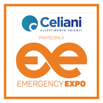 Socios de Celiani 360 × 360 Emergency Expo