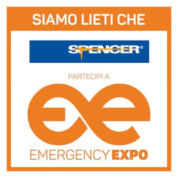 Socios de Spencer 360 × 360 Emergency Expo