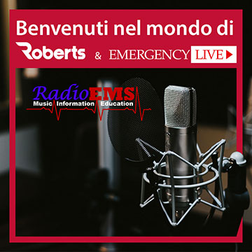 RadioEMS Benvenuto 360×360 Partner