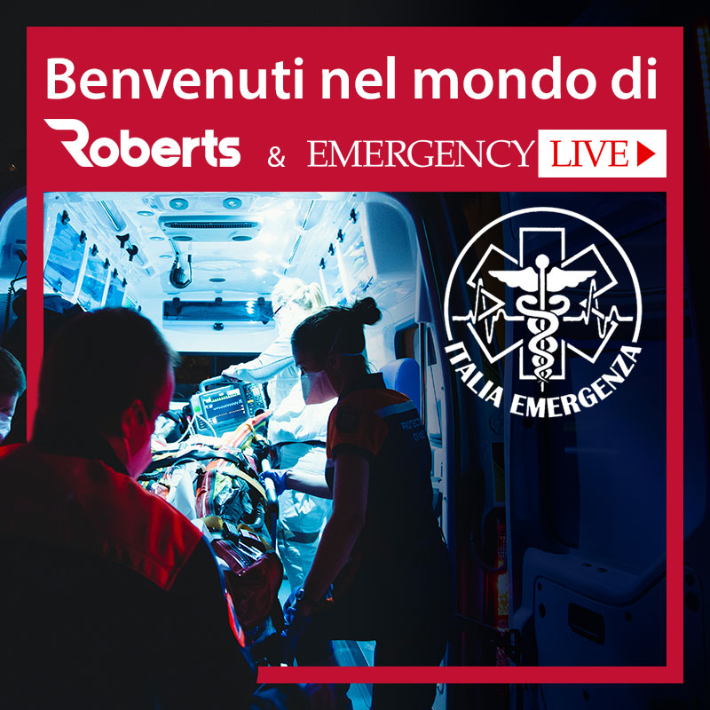 Benvenuto ItaliaEmergenza 360×360 Partners