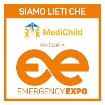 MediChild Emergency Expo 360×360 Partners