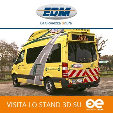 Partenaire EDM Emergency Expo 360 × 360