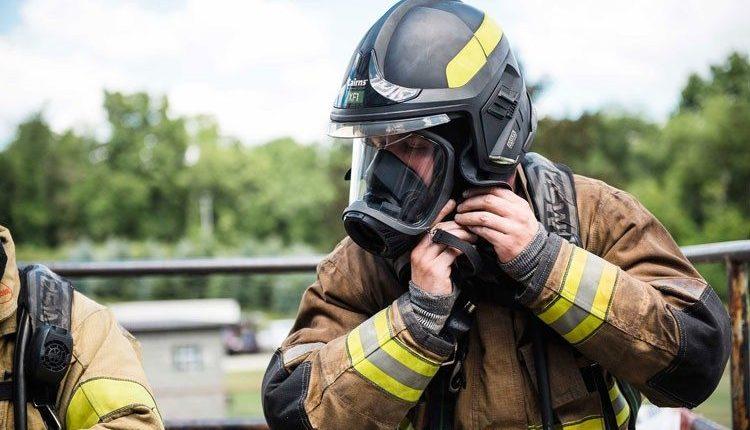 Feuerwehrhelm sind anders