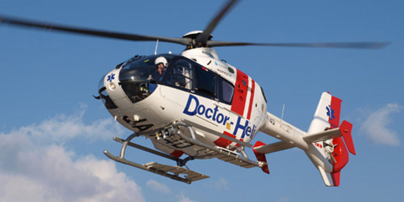 Japanese Prefecture Integrates Physician Staffed Medical Helicopter into Regional EMS System