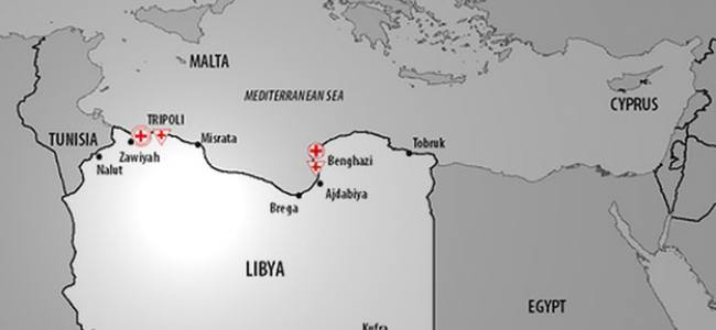 Libya: ICRC delegate murdered in Sirte