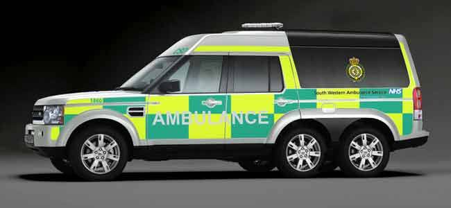 The Future Of Ambulance Transport Emergency Live