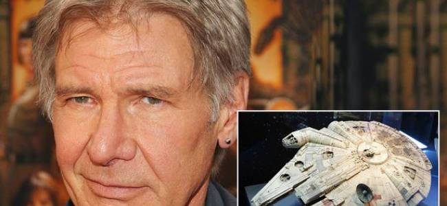 Harrison Ford crushed on Star Wars set: Han Solo star airlifted to hospital trauma unit