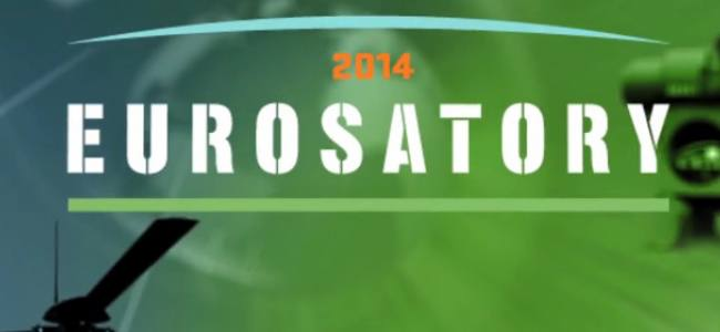 Eurosatory 2014, photos, videos and Live Tweet