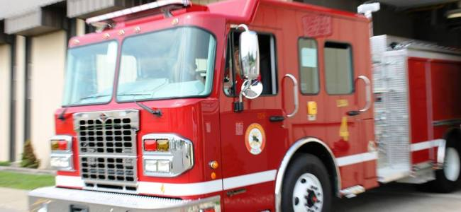 70 new spartan ERV for Peru Firefighters
