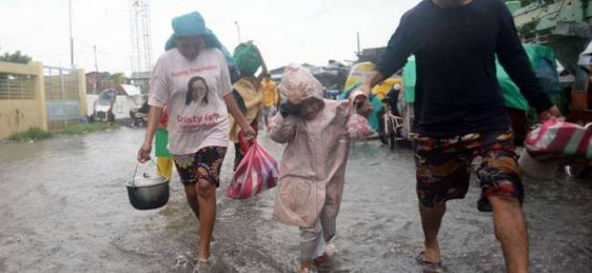 Typhoon Hagupit, MSF assess the problems