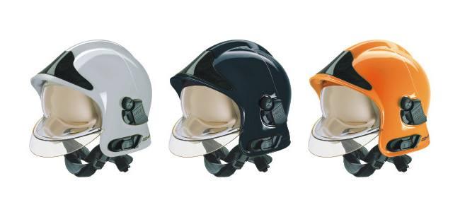 MSA F1 SF Fire Helmet