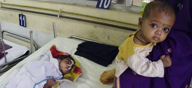 "Encephalitis kills 60. ""Alarming"" situation in India"